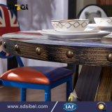 Industral Metal Table Restaurant Coffee Shop Table Sbe-CZ0636