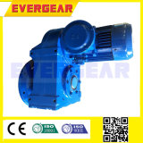 Helical Gearbox Flange Mounted with Hollow Shaft F Series