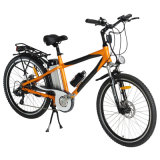 Snake Skin Print Electric Mountain Bicycle (JB-TDE03Z)
