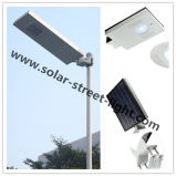 30W All in One Integrated LED Solar Street Light