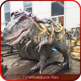 Attractive T-Rex Amusement Park Animatronic Dinosaur
