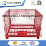 Collapsible Powder Coated Wire Mesh Bins Made in China