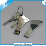 Metal Unique Shape Keychain USB
