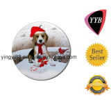 Factory Direct Sale Acrylic Christmas Ornaments (YYB-107)