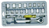 20PC Tool Set with Universal Sockets