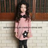 Girls′ Thickened Dress Children Clothes