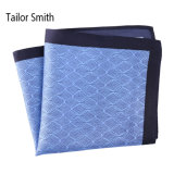 Fashionable Silk Polyester Printed Pocket Square Hanky Handkerchief (SH-083A)