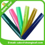Hotselling Custom PVC Slap Reflective PVC Hand Band