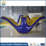 Two Persons Inflatable Water Totter, inflatable Water Toy for Sports Equipment