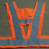 High Visibility Safety Waistcoat with En471 for Roadway