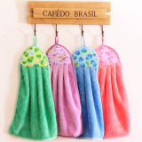 Promotion Cheap Popular Microfiber Kitchen Hand Towel