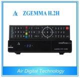 Combo Receiver DVB-S2 + Hybrid DVB-T2/C Zgemma H. 2h Ready Now