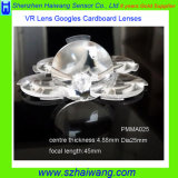 Acrylic Google Cardboard Vr Lens 25mm Diameter 45mm Focal Length