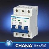 Dz47-63 3p Mini Circuit Breaker MCB (with indicator)