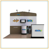 Tension Fabric Portable Exhibition Stand, Display Stand, Banner Stand