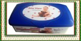 Non-Customize Package Containered Baby Wet Wipes