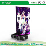 Outdoor Full Color Foldable Flexible LED Display Screen
