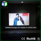 Aluminum Frame 3p Fabric Poster LED Light Box Sign for Advertising Billboard
