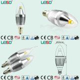 5W 90ra E14/B15 CREE Chip Dimmable LED Candle Bulb (LS-B305-SB-A-CWWD/CWD)