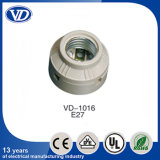 E27 Plastic Lamp Holder for Ceiling Rose Vd-1016