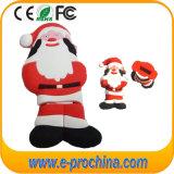 Whole Santa Claus Hot Memorias USB Flash Drive for Free Sample