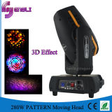 Sharply 280W Moving Head Beam Spot Light (HL-280ST)