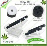 Ocitytimes 300puffs Disposable E-Cigarette for Cbd Oil