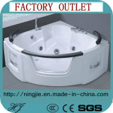 Ce Approved Bathroom Whirlpool Massage Bathtub (5302)