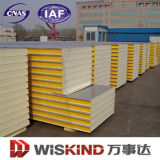 High Density Professional Polyurethane /PU Sandwich Panel Construction Materials