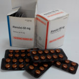 High Quality Atenolol Tablets 50mg/100mg