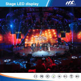 P5mm Full Color Indoor Die Casting Aluminium Fixed LED Display Video Board