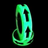 Marine Safety Guiding Photoluminescent Arrow Tape