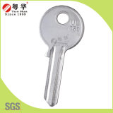 Hot Sale Coustomized Brass UL059 Door Key Blank