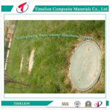 Security Fiberglass Hinged Manhole Cover BS En124 SGS