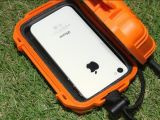 Waterproof Portable IP68 ABS Phone Case Computer Storage Box