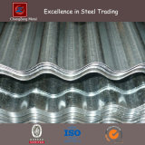 Hot Dipped Galvanized Corrugated Iron Plate (CZ-CP05)
