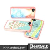 Bestsub Design Pink for iPhone Plastic Frame (IPK07)