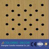 Pl616 Melamine Surface MDF Core Acoustic Panel
