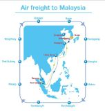 Cheap Air Freight From China to Malaysia