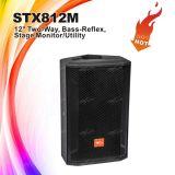 Stx812m Style Full Frequency Speaker Box Professional Speaker