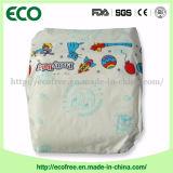 A Grade Low Price Wetness Indicator Economic Baby Diapers in Bull Diaper