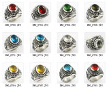 Custom Masonic Military Ring