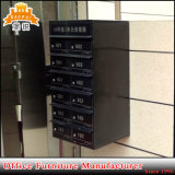 High Quality Multi Drawers Metal Letter Box