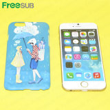 Freesub 3D Blank Sublimation Mobile Phone Case for iPhone (IP6)