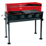 Wholesale Height Adjustable Charcoal BBQ Grill