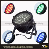 14PCS 10W RGBW /RGBWA LED Slim Waterproof PAR Light
