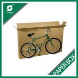 Big Kraft Bike/Bicycle Shipping Box Logistics Packaging Corrugated Box
