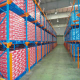 Drive-in Pallet Racking for Warehouse Storage Purpose