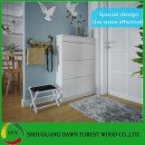 Modern Design Melamine Panel Wood Shoe Cabinet
