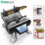 Automtiac Double-Station Mug Heat Press Machine (ST-210)